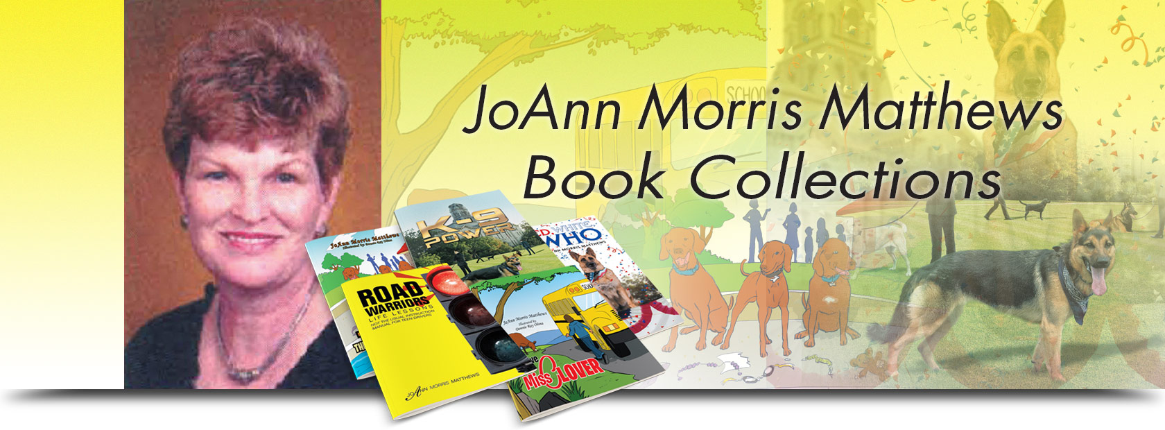JoAnn Matthews Book Collections